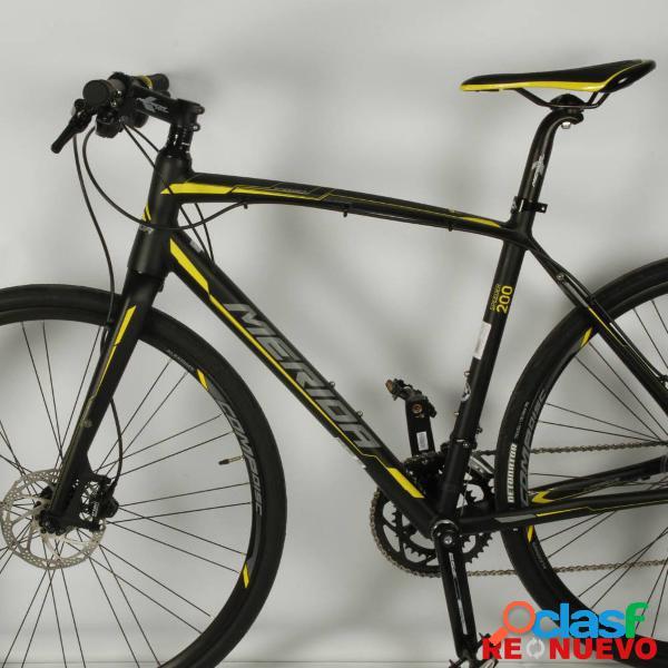 Bicicleta urbana MERIDA SPEEDER 200 nueva a estrenar E306637 3