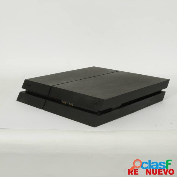 Consola PS4 de 500GB color NEGRO de segunda mano E309051