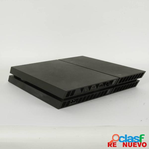 Consola PS4 de 500GB color NEGRO de segunda mano E309051 1