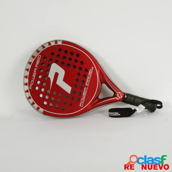 Raqueta padel power padel red de segunda mano e309236