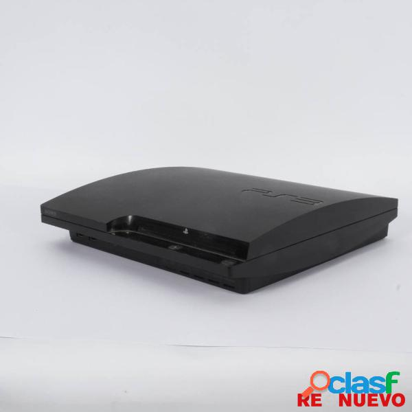 Consola ps3 slim 120gb + juego de segunda mano e309564