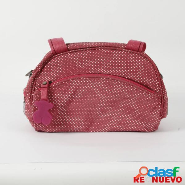 Bolso tous rosa de segunda mano e302546