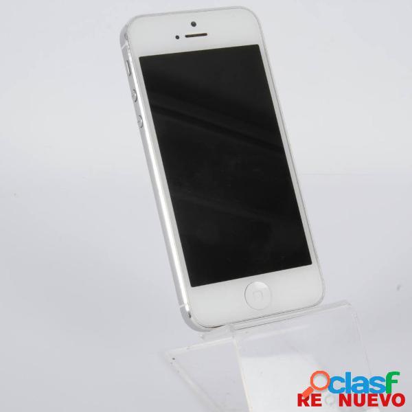 Iphone 5 de 16gb white libre de segunda mano e309631