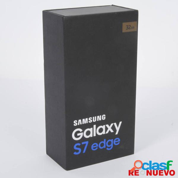 Samsung galaxy s7 edge de 32gb gold nuevo desprecintado e309573