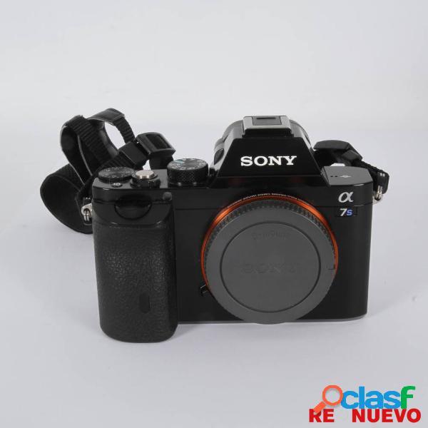 Camara mirrorless sony a7s de segunda mano e309801