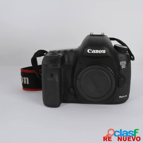 Camara reflex canon 5d mark iii de segunda mano e309807