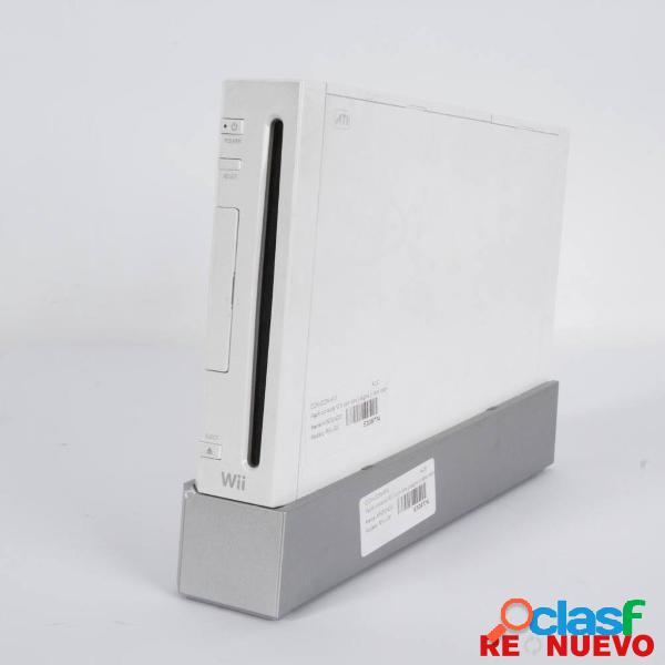 Consola wii con 2 mandos + 2 juegos de segunda mano e309774