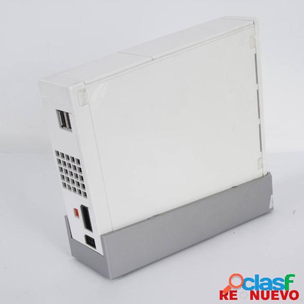 Consola WII con 2 mandos + 2 juegos de segunda mano E309774 1
