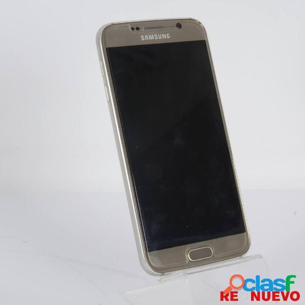 Samsung galaxy s6 de 32gb gold libre de segunda mano e309729