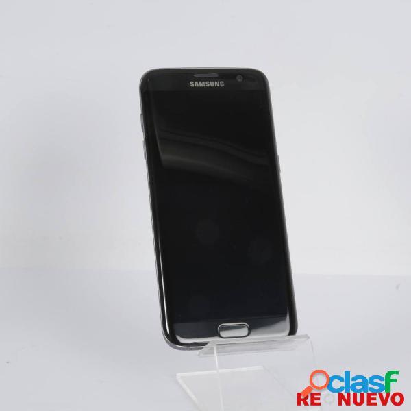 SAMSUNG GALAXY S7 EDGE de 32GB Black Onyx de segunda mano E309753