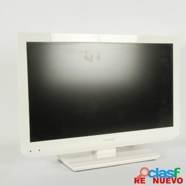 "Televisor lcd toshiba 22el834g de 22"" de segunda mano e305889"