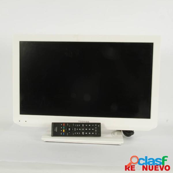 "Televisor LCD TOSHIBA 22EL834G de 22"" de segunda mano E305889 2"