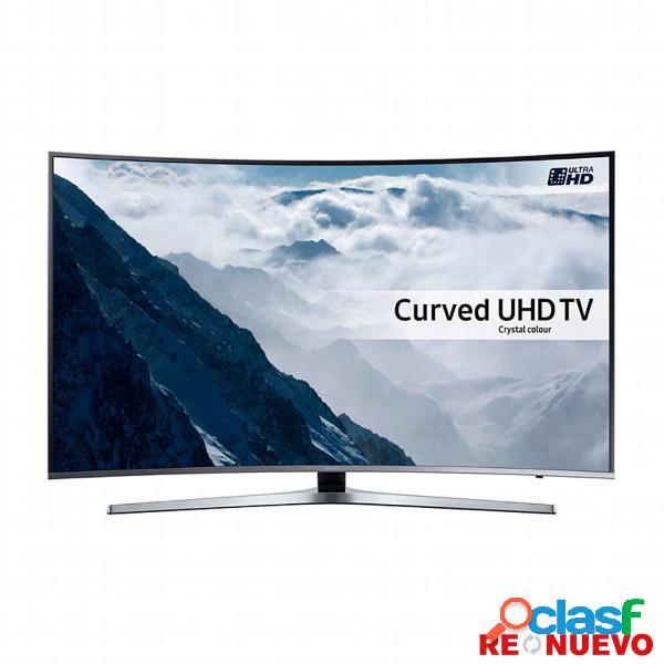 """Televisor led curvo samsung ue55ku6670u de 55"""" nueva e304808"""