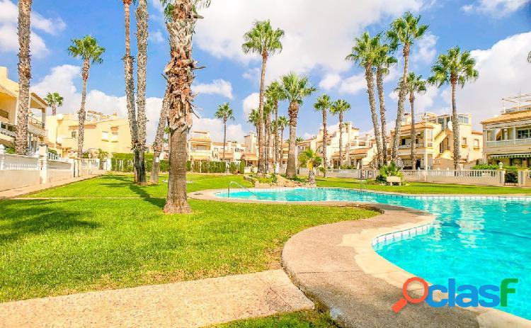 Bungalow con solarium en Playa Flamenca,Orihuela costa 2