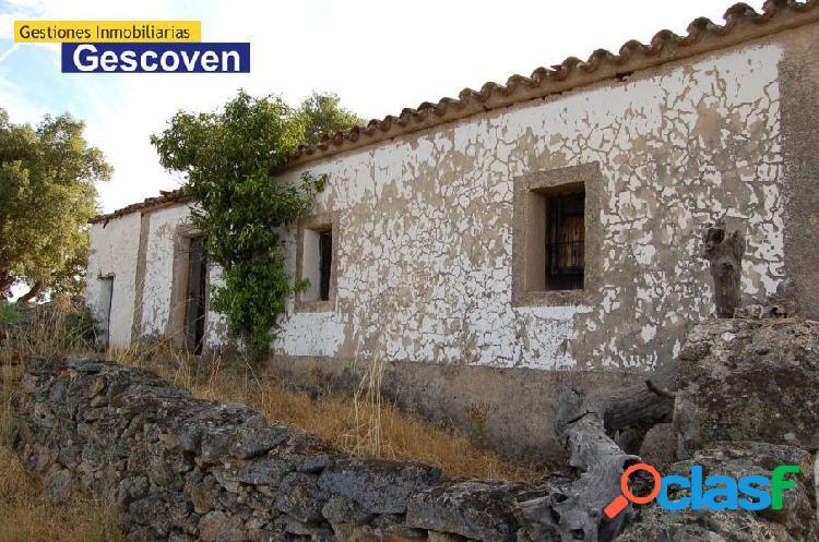 Casa rustica con terreno