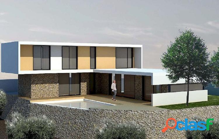 Nuevo proyecto de villa en benissa, a solo 500m de la playa