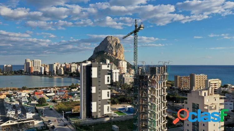 Nuevo apartamento moderno con vistas al mar - comercializa gh costablanca