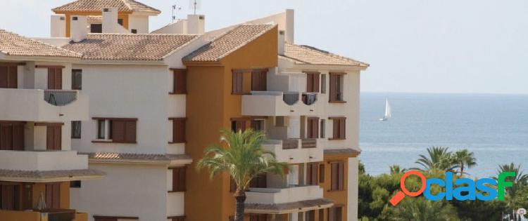 Apartamentos en primera línea de mar en punta prima, torrevieja