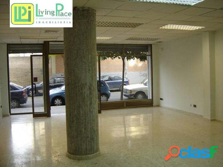 Local comercial en plena zona comercial de nervion