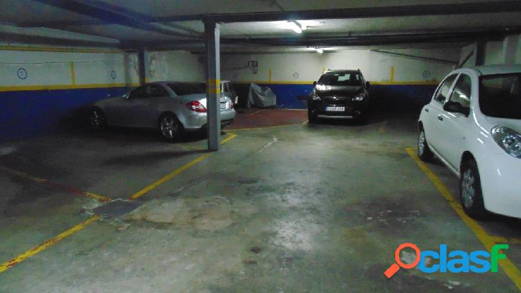 Oportunidad parking doble en putxet i el farró