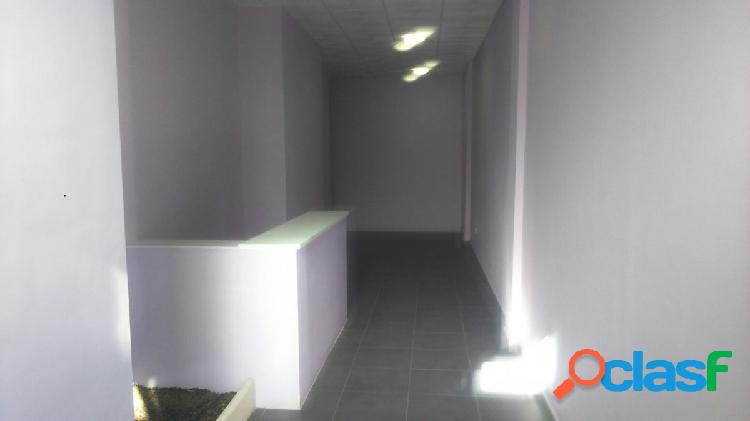 Local comercial en el tablero