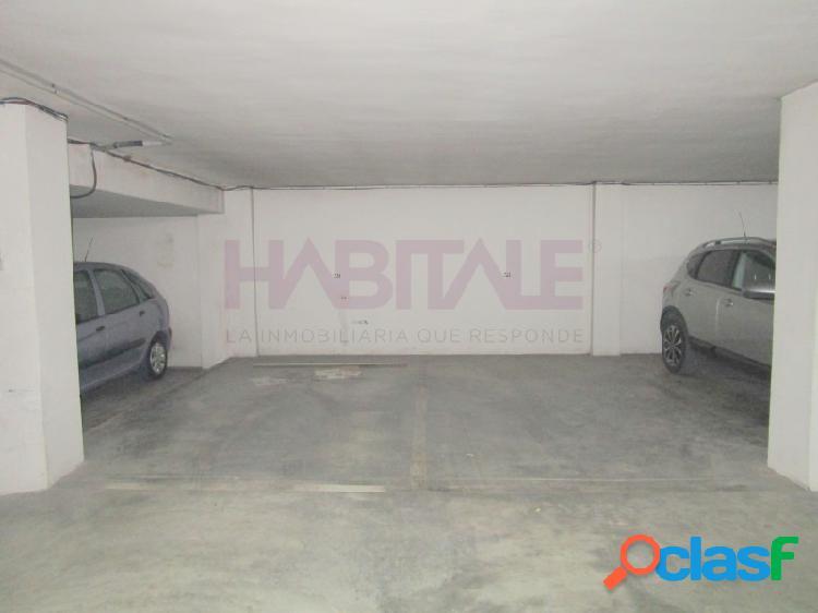 2 plazas parking juntas y amplias
