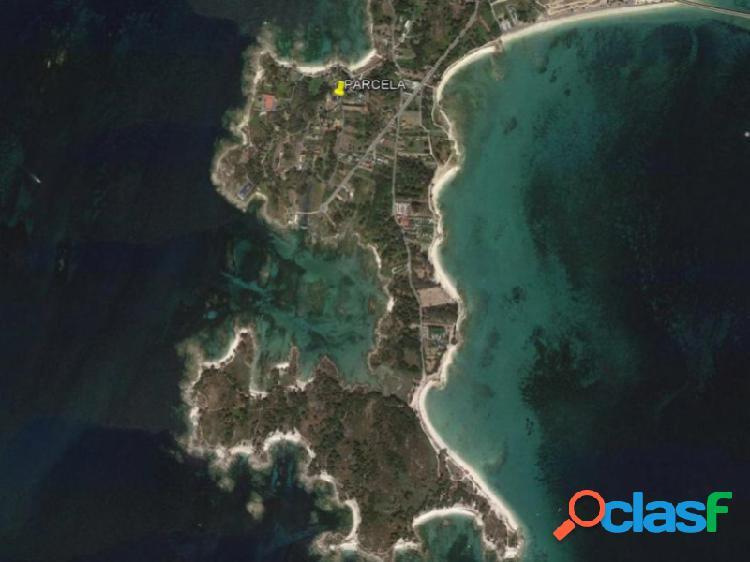 Parcela rústica / a illa de arousa