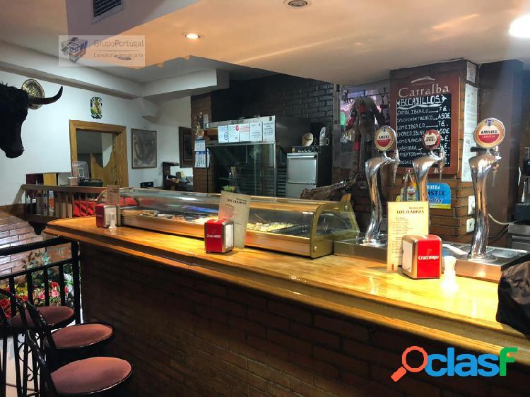 Traspaso bar restaurante zona ventas
