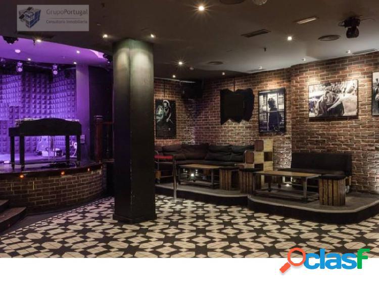 Alquiler magnífico café espectáculo con cocina 300m² en dos plantas en zona alberto alcocer