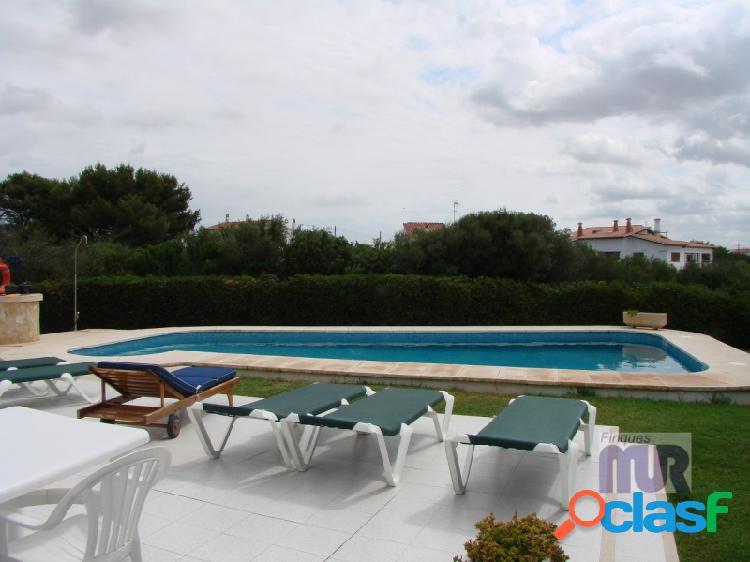 Chalet 4 habitaciones venta ciutadella