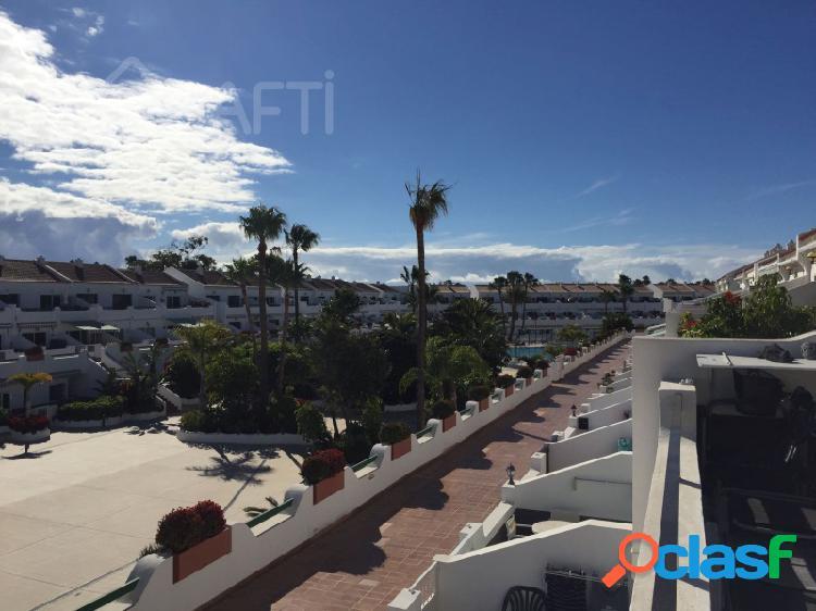 Tenerife sur - parque don josé - agradable 2 habitaciones con impresionante terraza