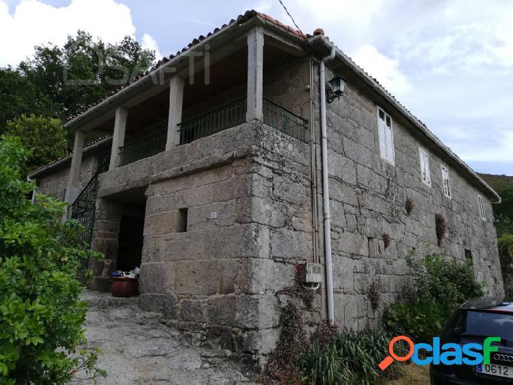Casa de campo en cuntis, naturaleza, tranquilidad, calidad de vida,...