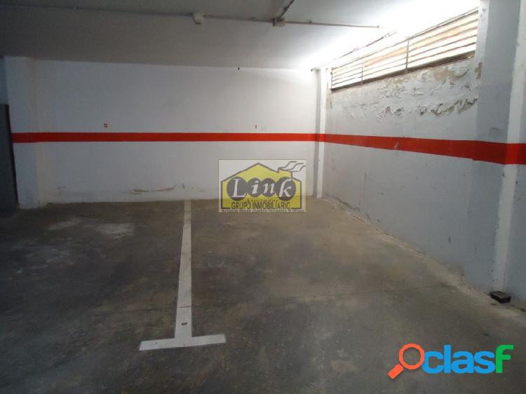 Plazas de garaje con puerta automática