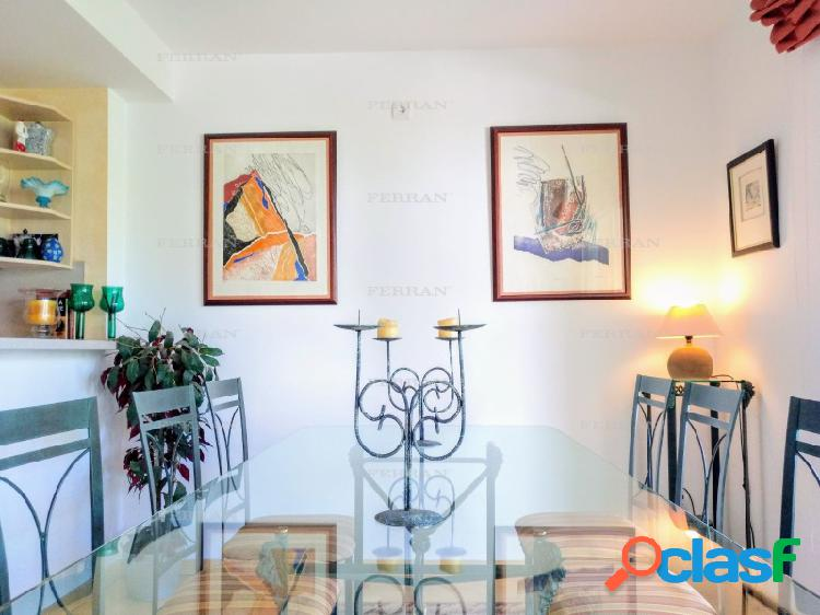 Luminosa vivienda en venta de 82m2 con piscina y parking en camp redo - palma