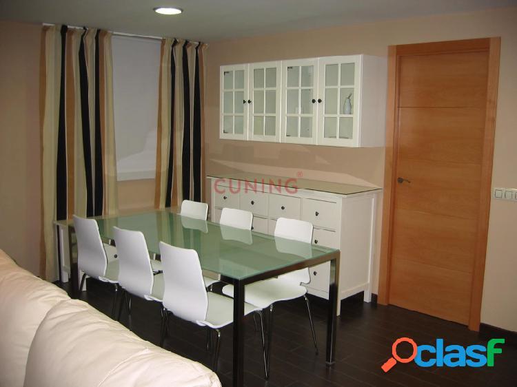 Magnífico apartamento totalmente amueblado situado en el centro de cáceres