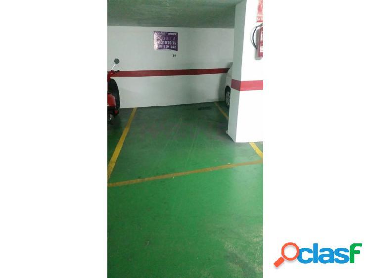2 plazas de garage cerca de plaza españa