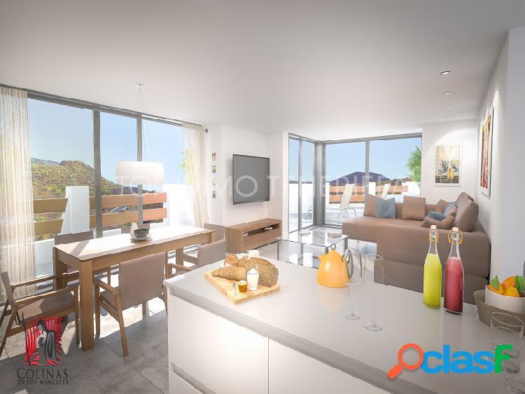 Duplex penthouse de nueva construcción en palm mar