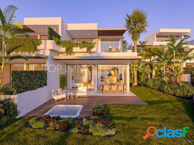 Jardines de Abama - apartamentos exclusivos directamente en el campo de golf en Tenerife Sur - en venta