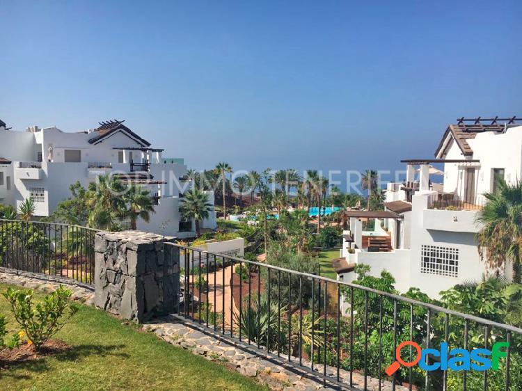 Apartamento de lujo en abama golf resort tenerife