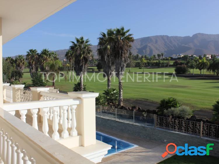 Villa de lujo en el golf de costa adeje con vistas