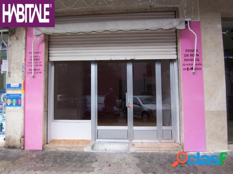 Local comercial en malilla. valencia.