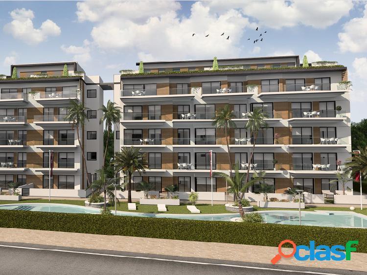 Apartamento con jardín a 2 minutos de la playa