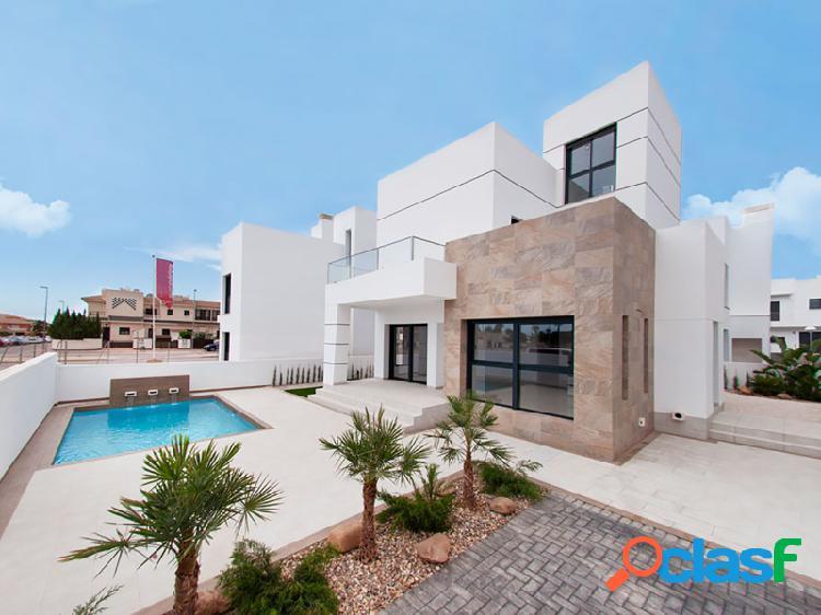 Villa de estilo moderno