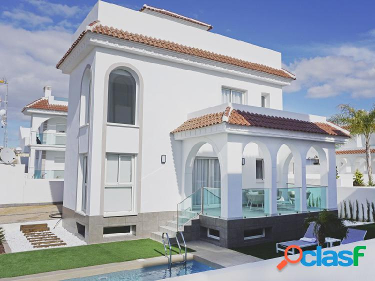 Villa de estilo mediterráneo