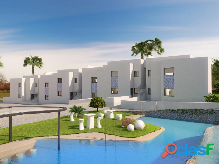 Apartamento con jardín privado