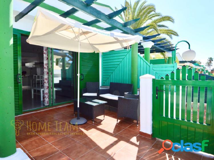 Bonito y moderno bungalow en maspalomas en alquiler