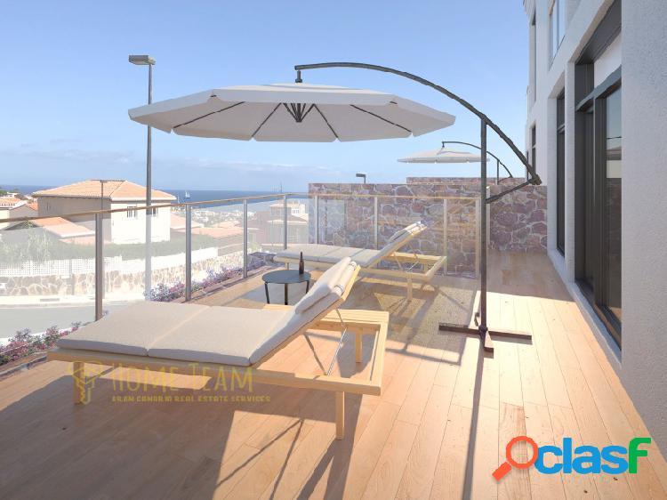 Últimas unidades. modernos apartamentos de nueva construcción, con vistas al mar y mucha privacidad