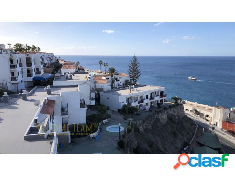 Apartamento cerca de la playa, con fantásticas vistas