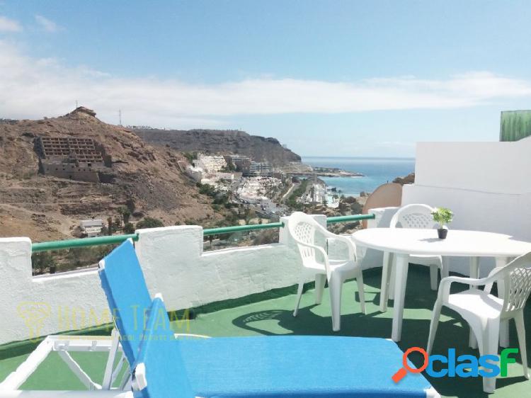 Bajada de precio!! apartamento con vistas increíbles al mar en playa del cura!