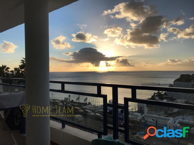 Apartamento con preciosas vistas al océano en taurito